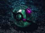 Lugia pokeball. by wazzy88