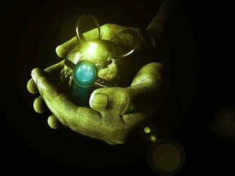 Loki pokeball by wazzy88
