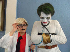 Harleen Quinzel MD. 04 by anne9895