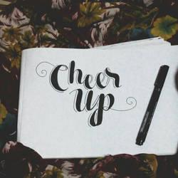 Cheer up. by hmeignacio