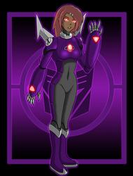 Decepticon Sari: Zero by Damatee