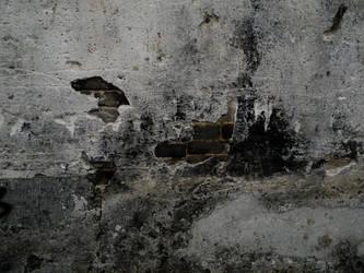 Broken brick wall 1 by Greyfaerie4