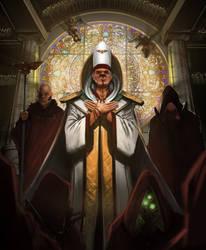 Cardinal Xaphan by VookaSheen
