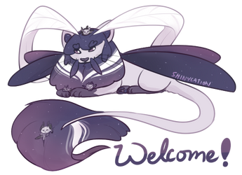 Welcome to Mothcats! by floramisa