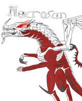 Necrosan: Undead Dragon by MasterofNintendo