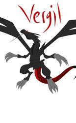 Vergil: Dragon Swordsman by MasterofNintendo