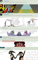 Ask Session #2 by MasterofNintendo
