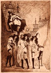 The Bacchanal by JohannesParaomnia