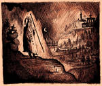 The Hermit by JohannesParaomnia