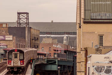 The Bronx - Kingsbridge - Canon t3i with Lightroom by sonicteambronx