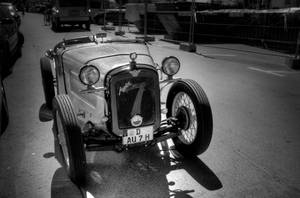 Austin 7 by spidercuffs