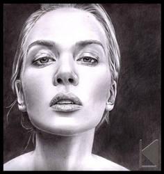 Kate Winslet by lanvenart