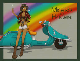 SW10: Michiko to Rainbow by goofanader