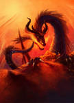 Infernal Dragon by HentaiNeko