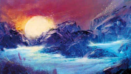 Crystal Island by HentaiNeko