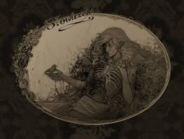Dawn Elegy by shirowscafe