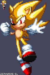 Super Sonic by Zephyros-El