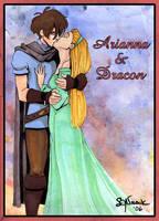 Arianna and Dracon by GargoyleGoddess21