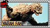 Varan Fan Stamp (@wikizilla.org) by The493Darkrai