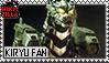 Kiryu Fan Stamp (@wikizilla.org) by The493Darkrai