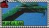 Manda Fan Stamp by The493Darkrai