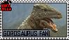 Gorosaurus Fan Stamp (@wikizilla.org) by The493Darkrai