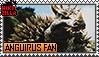 Anguirus Fan Stamp (@wikizilla.org) by The493Darkrai