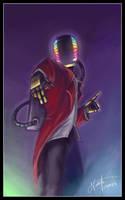 Daft Punk - Guy-Man by NISSAN-J