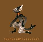 El Cucuy Pixel by Immonia