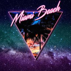 Miami beach by Alexandr3RUN
