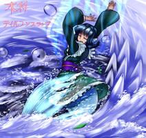 Wakasagi-hime by elazuls-core