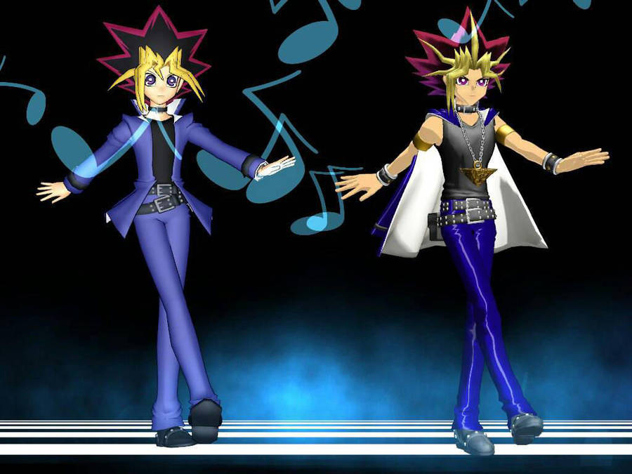 Mmd Yugioh Booty Swing Motion Dl By Animerelax1 On Deviantart