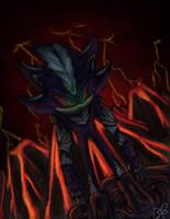 Mephiles the Dark  by b1uewhirlwind