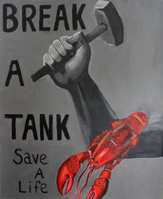 Break a Tank by sapphiresphinx