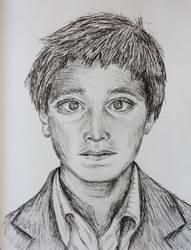 Hazara Boy by sapphiresphinx