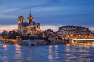 Notre Dame by crazycrash