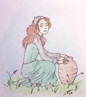 Danielle By Esserey by Hillygon