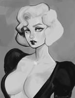 Noir by PixiePowderPuff