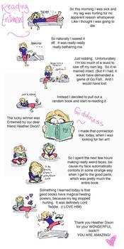 Tale for Heather Dixon! by MndaScott