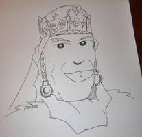 Her Highness Xristina by AberzombieLiche