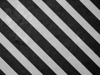 Grunge Stripe Large by R2krw9