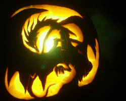 Kurogane Kudan Pumpkin by ms-pen