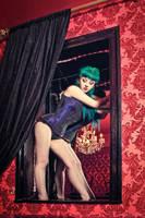 Boudoir Burlesque by Cassiasparkle