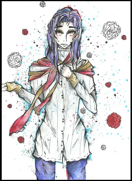 Contest: Esion by QuyaKillaLuna