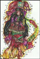 TONE: Cantua by QuyaKillaLuna