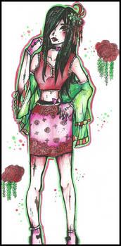 TONE: Modern She Liu by LaReina-QuyaKoroleva