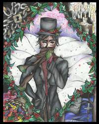 |A Journey in One Night| (Christmas Carol fanart) by LaReina-QuyaKoroleva