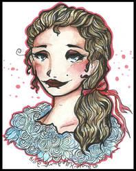 |The Poet| (friend) by LaReina-QuyaKoroleva