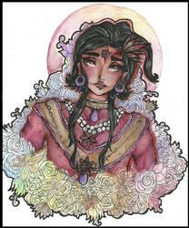  Sundarata  (ToNE: Star Anise) by LaReina-QuyaKoroleva