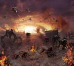 Battle by MariaSemelevich